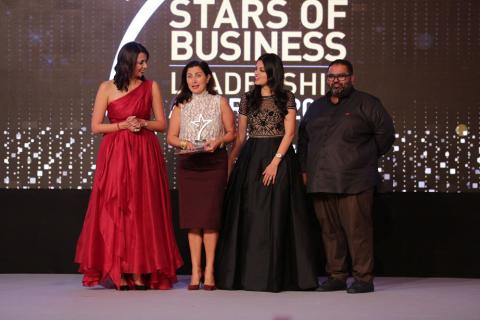 Stars of Business Leadership Awards recognises the region's UAE heroes