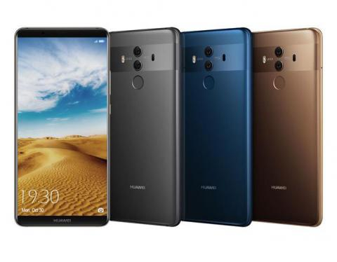 HUAWEI Mate 10 Pro arrives in LEBANON to begin new era of Intelligent Smartphones