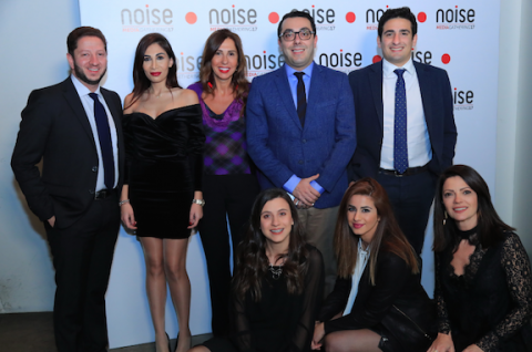 Noise PR Firm Honors Lebanese Media in its End-of-year Gathering