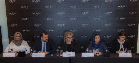 Leading Beauty Brand Korff Milano Debuts in the UAE