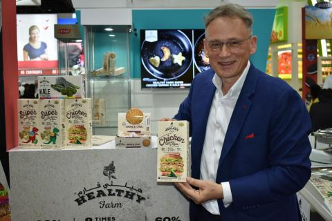 Global Food Industries holds market leadership as first Emirati company to produce award-winning range of superfood products