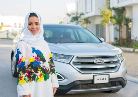 Ford and Effat University Help Women Make History in Saudi Arabia with Safe-Driving Education Course