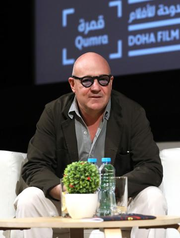 The heart of powerful documentary lies in the  art of its honest structure, Qumra Master Gianfranco Rosi  tells Qumra delegates