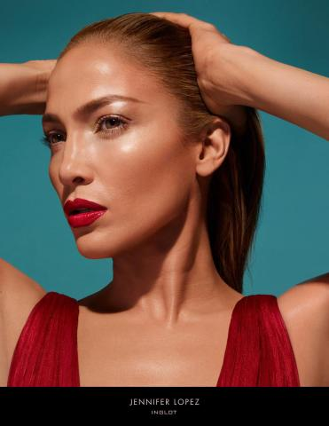 INGLOT COSMETICS ANNOUNCES COLLABORATION WITH JENNIFER LOPEZ