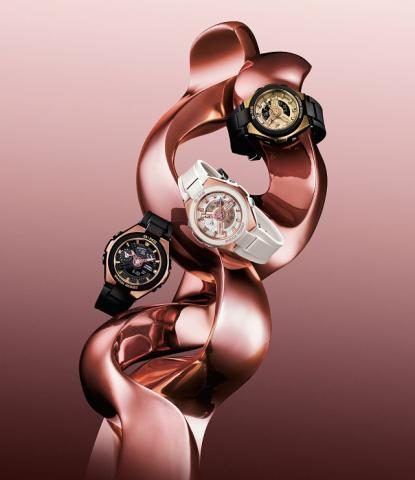 CASIO Middle East throws the spotlight on luxury and femininity with launch of new line of BABY-G timepieces