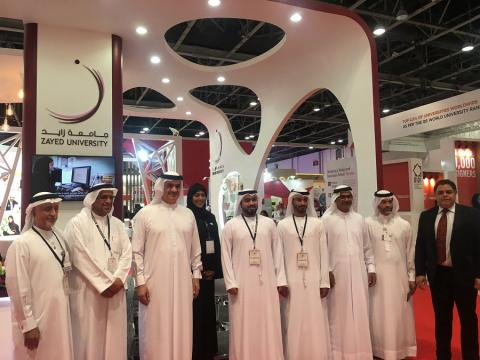 Gulf Education and Training Exhibition 2018 kicks off in Dubai