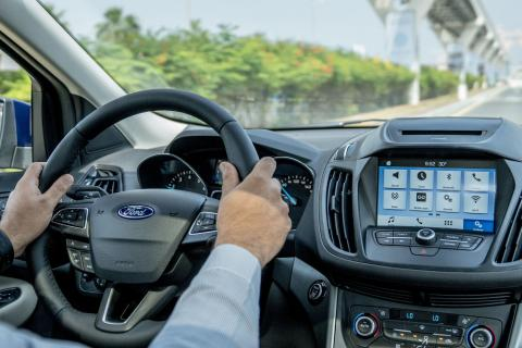 Five Ways Ford's Clever SYNC® 3 System Can Help You Safely Take Your Time Back