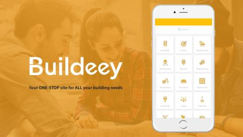 """Buildeey"" the First Integrated Online Platform for Construction-related Services in the UAE"
