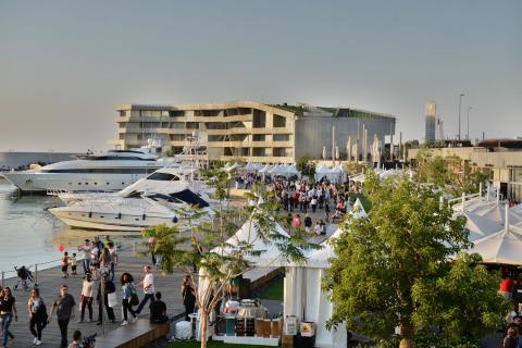 The long-awaited Designer's Week is Back to Zaitunay Bay in its 6th edition