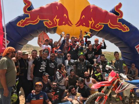 A.N. Boukather Motorcycles Enduro Cup Stage 1
