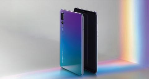HUAWEI P20 Pro achieves amazing sales results in Lebanon