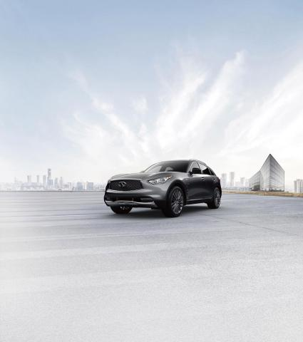 Al Masaood Automobiles reveals availability of new INIFINITI QX70 Limited