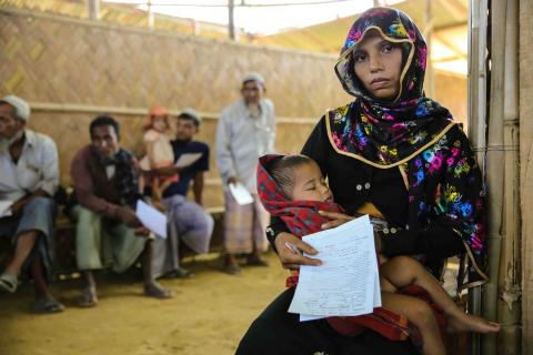 Doctors Without Borders (MSF) launches fundraising campaign to help Rohingya Refugees