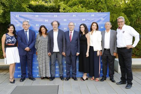 Mount Lebanon Hospital celebrates its medical staff at the Sursock Museum