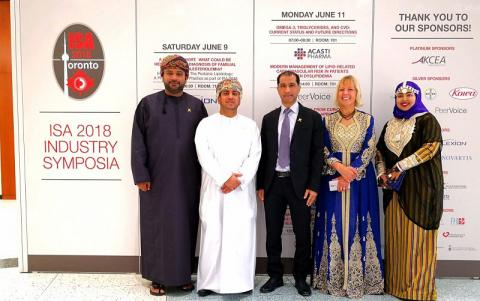 Oman Wins Another International Conference
