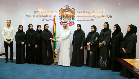 Ministry of Health and Prevention launches second phase of 'Healthy and Positive Work Environment 2018'