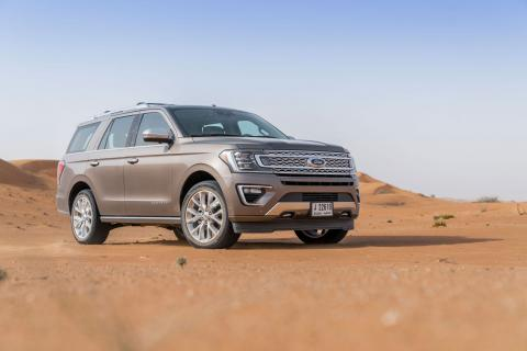 Over 40 New Features and Driver-Assist Technologies, Class-Exclusive Functionality and Best-in-Class Capability, Make Ford Expedition a Slam Dunk for Large SUV Buyers