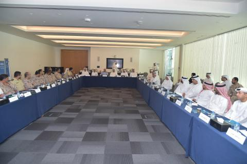 Higher Organising Committee of IDEX and NAVDEX holds meeting to discuss preparations for next year's editions