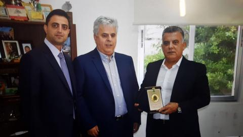 """The Lebanese General Security welcomed Everteam on the 9th of August 2018 in its Sodeco branch"