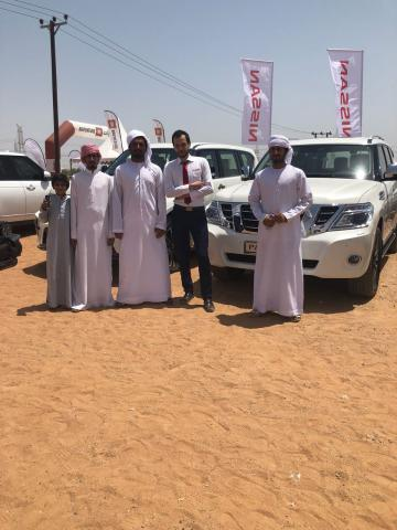 Al Masaood Automobiles supports Al Ain Championship for Rmdha Challenge Round 2 as main sponsor