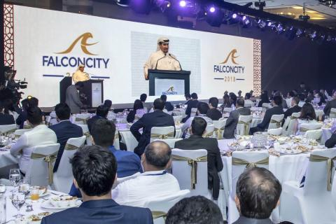 Falconcity of Wonders Attracts over 500 Brokers in Preparation for Eastern Residences Sales Launch