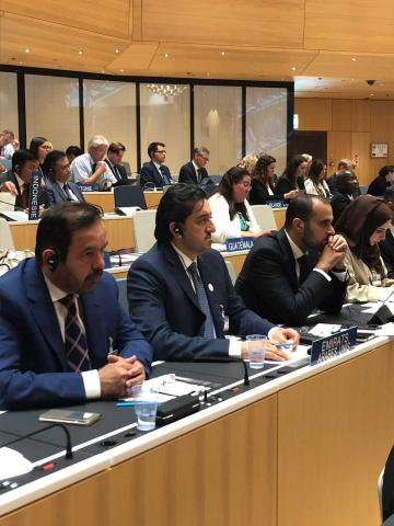 High level official UAE delegation takes part in Fifty-Eighth Series of Meetings of the Assemblies of the Member States of WIPO in Geneva