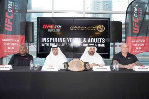 UFC GYM launches 'UFC GYM Jiu-Jitsu Program' for Middle East audience