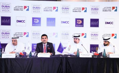 Dubai Investment Week 2018 to turn spotlight on investing in future transformations