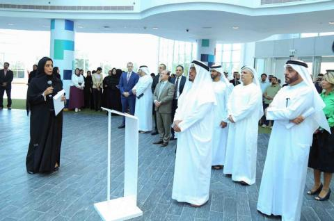 Dhahi Khalfan launches first-of-its-kind Smart Building