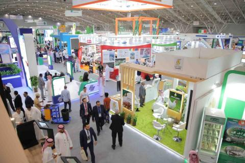 Saudi Agriculture Exhibition 2018 opening day focuses on aquaculture and organic farming