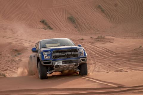 The Ford F-150 Raptor: Your Ultimate Partner for Off-Road Adventure