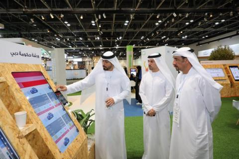 Dubai Government Workshop launches portfolio of smart & innovative services at GITEX 2018