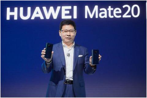 Huawei disrupts the smartphone industry with the launch of the HUAWEI Mate 20 Series: The most innovative phones ever