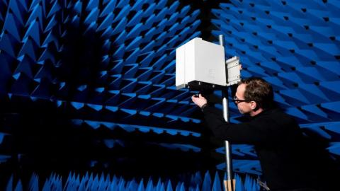 Ericsson and Intel score another feat with multivendor data call on 39GHz
