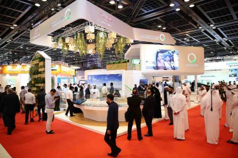 WETEX & Dubai Solar Show bring together latest technologies in clean & renewable energy, water, and green development from around the world from 23-25 October 2018