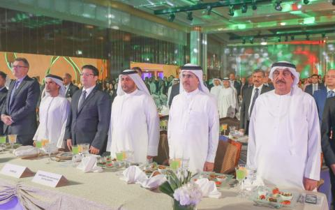 DEWA honours partners and sponsors of WETEX 2018 and Dubai Solar Show