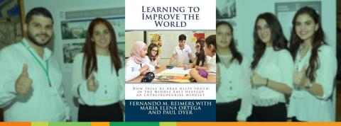 Harvard Professor Fernando Reimers Publishes Comprehensive Book Studying INJAZ Al-Arab's Positive Impact on Youth in the MENA Region