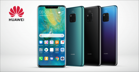 A whole new business world with Huawei Mate 20 Pro