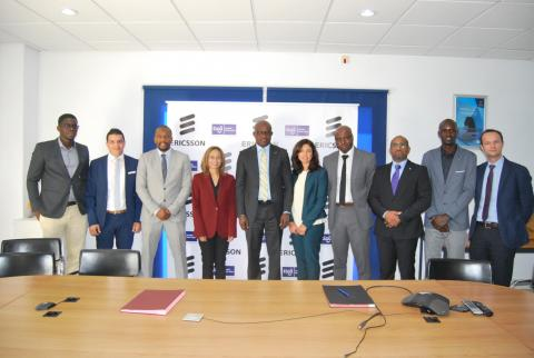 Tigo and Ericsson accelerate digitalization in Senegal