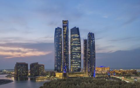 Jumeirah at Etihad Towers revealed as movie shoot location for Heist Film 'The Misfits'