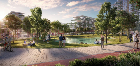 Meraas unveils plans for 'Central Park' neighbourhood at City Walk