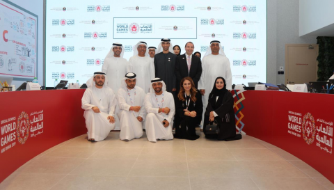 Ministry of Climate Change and Environment Signs Agreement to Offset Carbon Impact from Special Olympics World Games Abu Dhabi 2019