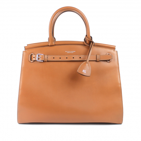 Ralph Lauren - The RL50 Handbag: Introducing a New Icon.