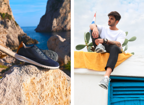 MEN'S 2019 SPRING/SUMMER FOOTWEAR COLLECTION