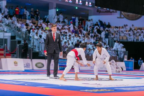 SAUDI SIBLINGS FLYING THE FLAG FOR KINGDOM IN ABU DHABI WORLD PROFESSIONAL JIU-JITSU CHAMPIONSHIP