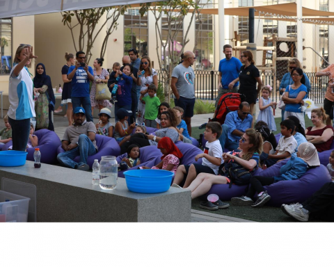 Dubai Science Park, Foremarke School Host Science Fun Day to Encourage Interest in STEM Learning among Children