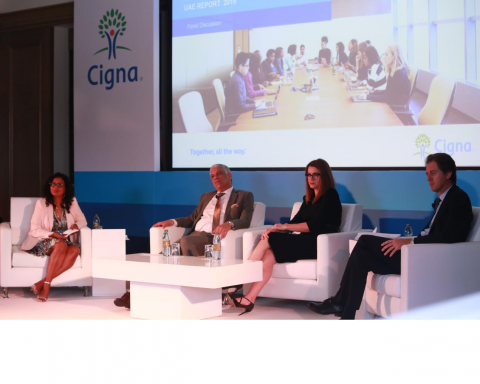 UAE Health & Wellness Index Surges to Sixth Rank on Global Scale, Reveals Cigna 2019 360° Well-Being Survey