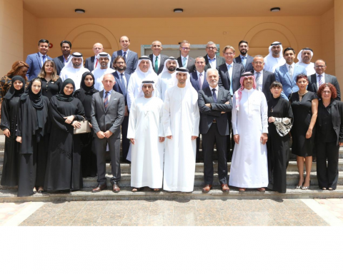 Ministry of Climate Change and Environment, Coalition Circle Pledge to Transform Plastic Recycling Model in Abu Dhabi