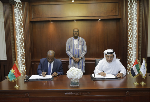 Abu Dhabi Fund for Development Approves US$10 Million for Rural Electrification Project in Burkina Faso