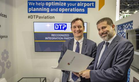 DTP elevates aviation operations in the Middle East as the first recognized Cirium Partner